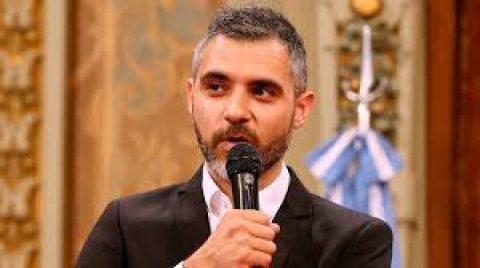 Cristian Girard, director ejecutivo de ARBA en Ventana Abierta